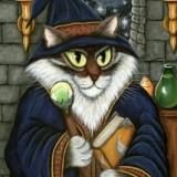 merlin-the-magician-as-a-cat-poster-c12325049da028